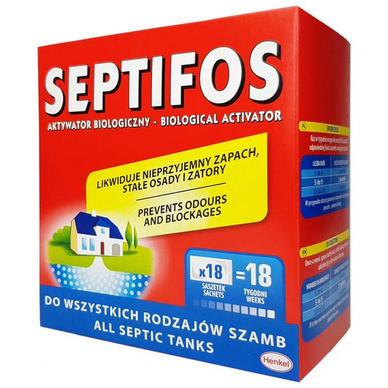 Septifos saszetki 18