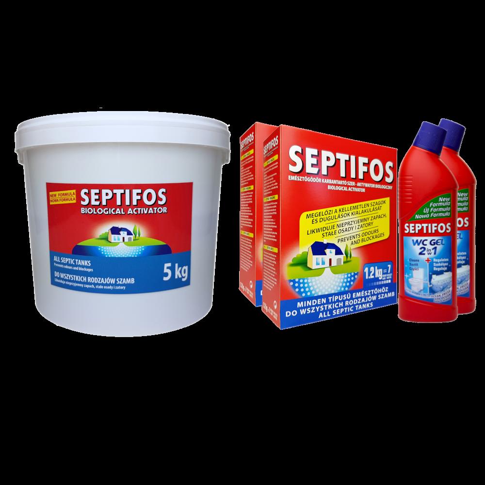 Septifos Zestawy